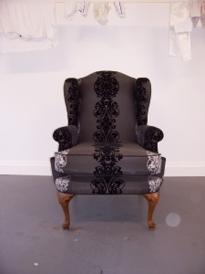 Antique Chair (1)
