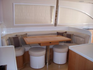 Pecision Cruiser Dinette Lounge 58 (1)